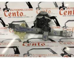 Motorino Alzavetro posteriore destra RENAULT Captur Serie