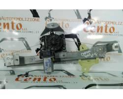 Motorino Alzavetro posteriore Sinistro RENAULT Captur Serie