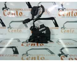 Serratura Posteriore Sinistra RENAULT Captur Serie