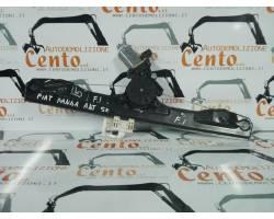 Motorino Alzavetro anteriore Sinistro FIAT Panda 3° Serie