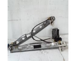 Cremagliera anteriore sinistra Guida RENAULT Megane ll 1° Serie