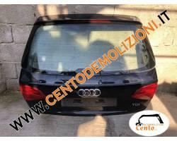 Portellone Posteriore Completo AUDI A4 Avant 5° Serie