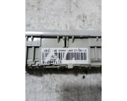 Plafoniera posteriore AUDI A5 Coupé 2° Serie