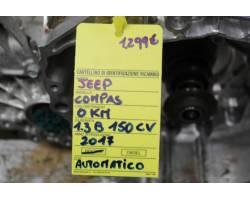 Cambio Automatico JEEP Compass 2° Serie
