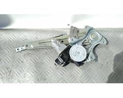 Motorino Alzavetro posteriore Sinistro NISSAN Juke 1° Serie