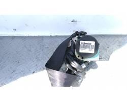 Cintura di sicurezza Posteriore SX guida con pretensionatore NISSAN Juke 1° Serie
