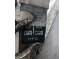 Cintura di Sicurezza anteriore Destra con pretensionatore KIA Sorento 1° Serie