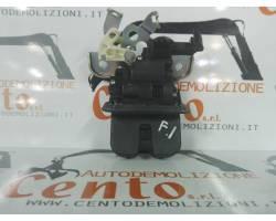 Serratura Cofano Posteriore AUDI A5 Sportback Restyling