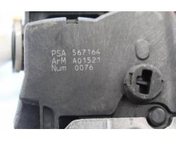 Serratura Posteriore destra PEUGEOT 308 1° Serie