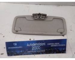 Parasole aletta anteriore Lato Guida SMART Fortwo Coupé 3° Serie (w 451)