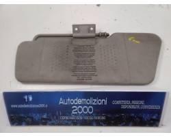 Parasole aletta anteriore Lato Guida FIAT Seicento 2° Serie