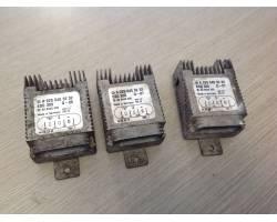 Centralina ventola radiatore MERCEDES Classe A W168 1° Serie
