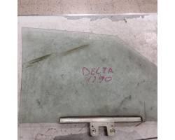 VETRO SCENDENTE ANTERIORE SINISTRO LANCIA Delta 2° Serie  Benzina   Km  RICAMBIO USATO