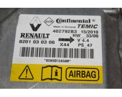 Kit Airbag Completo RENAULT Twingo Serie