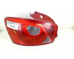 STOP FANALE POSTERIORE SINISTRO LATO GUIDA SEAT Ibiza 7° Serie 1198 Benzina  (2011) RICAMBI USATI