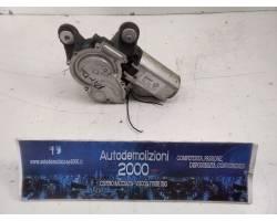 MS259600-7000 MOTORINO TERGICRISTALLO POSTERIORE FIAT Panda 2° Serie Benzina  (2005) RICAMBI USATI