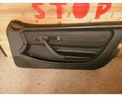 PANNELLO INTERNO PORTIERA ANT DX MERCEDES SLK R170 1° Serie 2000 Benzina 111  (1998) RICAMBI USATI