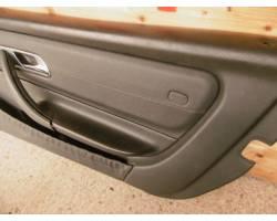 Pannello interno portiera ant DX MERCEDES SLK R170 1° Serie