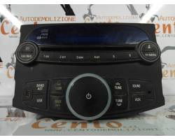 Autoradio MP3 CHEVROLET Spark 1° Serie