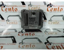 Centralina motore RENAULT Laguna Berlina 5° Serie