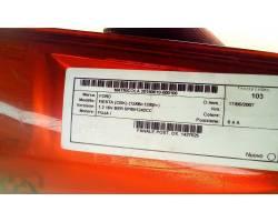 Stop fanale posteriore Destro Passeggero FORD Fiesta 1° Serie