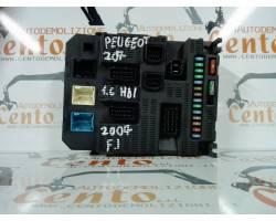 Centralina porta fusibili PEUGEOT 207 1° Serie