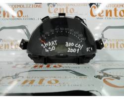 Quadro Strumenti SMART ForTwo Cabrio 1° Serie