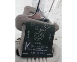 Cintura di sicurezza posteriore centrale FIAT Idea 2° Serie