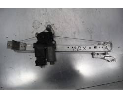 Cremagliera posteriore destra passeggero MERCEDES Classe A W168 1° Serie