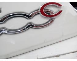 Rivestimento consolle centrale FIAT 500 Cabrio
