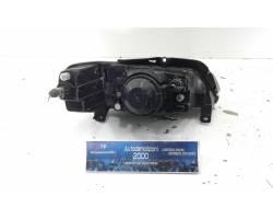 Faro anteriore Sinistro Guida PEUGEOT 206 1° Serie