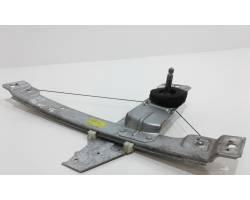 Cremagliera posteriore sinistro guida PEUGEOT 207 1° Serie