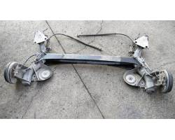 Assale posteriore FIAT 500 Cabrio