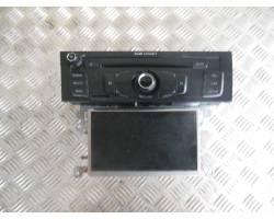 Autoradio AUDI A4 Avant (8K5)