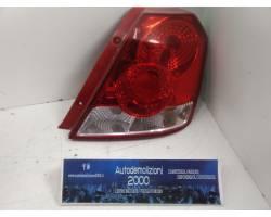 Stop fanale posteriore Destro Passeggero CHEVROLET Kalos 1° Serie