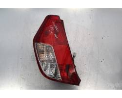 STOP FANALE POSTERIORE SINISTRO LATO GUIDA HYUNDAI i10 1° Serie 1200 Benzina  (2009) RICAMBI USATI