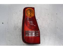 STOP FANALE POSTERIORE SINISTRO LATO GUIDA HYUNDAI Matrix 1° Serie 1200 Benzina  (2001) RICAMBI USATI