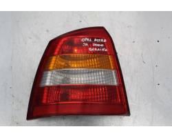 STOP FANALE POSTERIORE SINISTRO LATO GUIDA OPEL Astra G Berlina 1700 Diesel  (2000) RICAMBI USATI