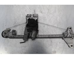 Cremagliera posteriore sinistro guida PEUGEOT 307 S. Wagon 2° Serie
