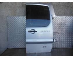 Porta carico posteriore a battente DX lato passeggero vetrat FIAT Scudo 3° Serie