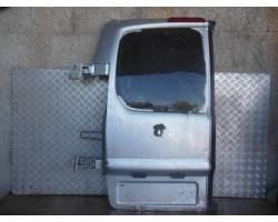 Porta carico posteriore a battente SX lato guida vetrata FIAT Scudo 3° Serie