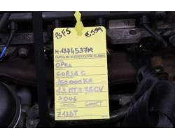 Motore Completo OPEL Corsa C 5P 2° Serie