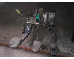 Pedaliera completa freno + frizione + acceleratore CITROEN C2 1° Serie