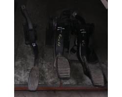 Pedaliera completa freno + frizione + acceleratore FIAT Panda 1° Serie