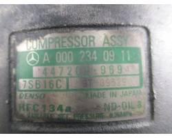 Compressore A/C MERCEDES CLK Cabrio W208