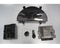 Kit chiave FORD Tourneo Connect (TC7)  (02>09)
