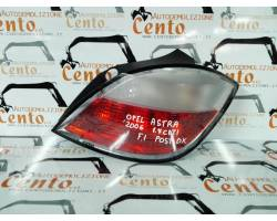 Stop fanale posteriore Destro Passeggero OPEL Astra H Berlina