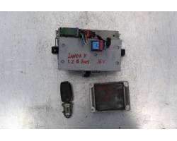 Kit chiave LANCIA Ypsilon 1° Serie