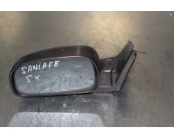 Specchietto Retrovisore Sinistro HYUNDAI Santa Fe 2° Serie