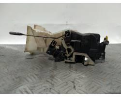 Serratura Anteriore Sinistra MERCEDES Classe E Berlina W210 2° Serie